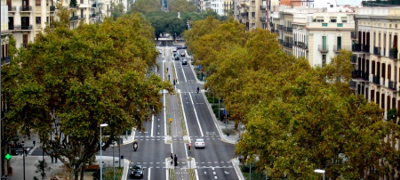 parking passeig sant joan